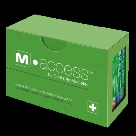 m acces k file pres